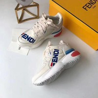 FENDI Shoes Running Sports Shoes Fashion Casual Shoes Sneakers 002