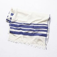 Handwoven Bamboo Throw by Anthropologie