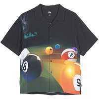 Pool Hall Shirt Black