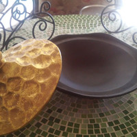 Middle Eastern Decor Bowl with Lid