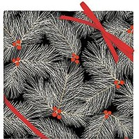 Pine Branches Paper - 2 Sheets/Roll