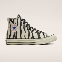 ​Chuck 70 Archive Print High Top Unisex Shoe. Converse