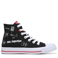 Women's One Direction Autograph High Top Sneaker