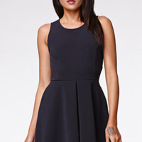 Kendall and Kylie Open Back Fit N Flare Dress at PacSun.com