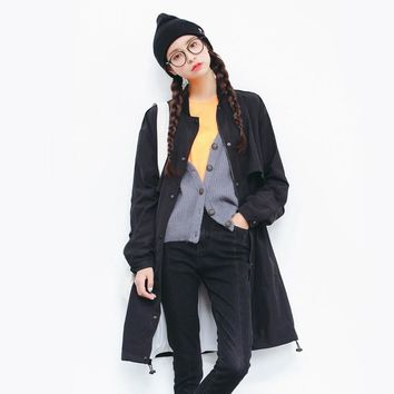 Jacket Winter Korean Ladies Windbreaker [9022842759]