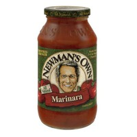 Newman's Own Pasta Sauce Marinara 24 - Ounce Pack of 6
