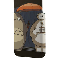 Best 3D Full Wrap Phone Case - Hard (PC) Cover with Baymax and Totoro Design