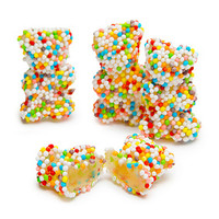 Crunch Gummy Bears Candy: 3KG Bag