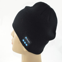 2016 New Wireless Bluetooth Baseball Cap/ Hat with Headphone from China.