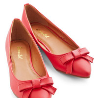 ModCloth Where and Wend Flat