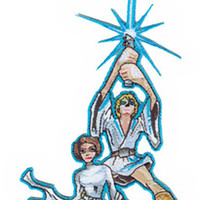 Star Wars Iron-On Patch Classic Pose