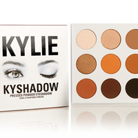 Kylie Eyeshadow Palette - The Bronze Palette | Kyshadow Kit