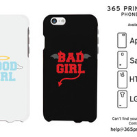 Bad & Good Girl Best Friend Matching Phone Cases - 365 Printing Inc