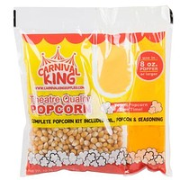 Popcorn Kit for 8 - 12 oz. All In One 24/Case
