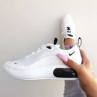 NIKE AIR MAX DIA Pure White Atmospheric Padded Light and Thin Running Shoes