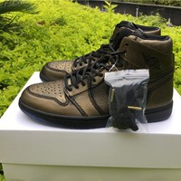 "AIR JORDAN 1 RETRO ""WINGS"" AA2887-035 40-47"