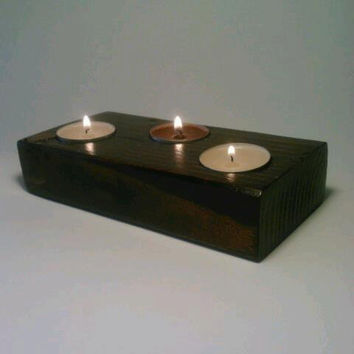 Tealight Candle Holder by DeerwoodCreekGifts