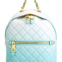 Moschino Quilted Backpack - Paola - Farfetch.com