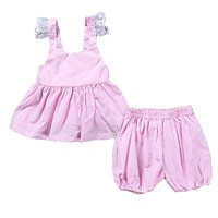 Baby Girl Clothes Baby Girl Clothing Set born Baby Clothes Infant Jumpsuits Kids Clothes