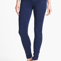 J Brand 'Maria 2311' High Rise Skinny Jeans (Blueberry) | Nordstrom