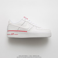[ Free  Shipping ]Nike Air Force 1 AF1 Low 596728-029 Running Sneaker