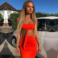 Bodycon Matching Sets