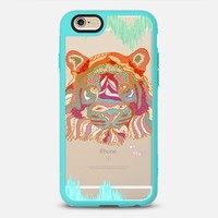 BE BRAVE - CRYSTAL CLEAR PHONE CASE iPhone 6s case by Nika Martinez | Casetify