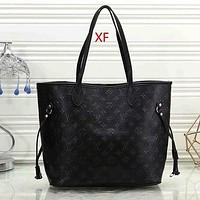 Louis Vuitton LV Women Fashion Leather Handbag Satchel Shoulder Bag Crossbody-3
