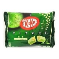 Japanese Kit Kat - Maccha Green Tea Bag 4.91 oz by Nestle