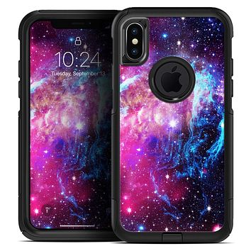 Bright Trippy Space - Skin Kit for the iPhone OtterBox Cases