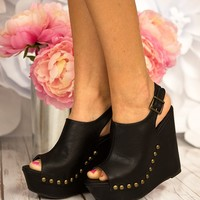 Poised For Style Wedges