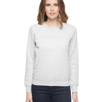 Lux Quilted Pullover by Juicy Couture