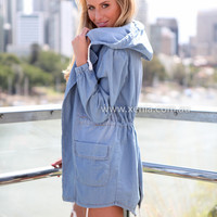WRAPPED IN LOVE ANORACK JACKET , DRESSES, TOPS, BOTTOMS, JACKETS & JUMPERS, ACCESSORIES, $10 SPRING SALE, PRE ORDER, NEW ARRIVALS, PLAYSUIT, GIFT VOUCHER, **SALE NOTHING OVER $30**, Australia, Queensland, Brisbane