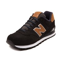 Mens New Balance 574 Lux Athletic Shoe