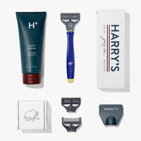 Harry's Shave Kit in Blue