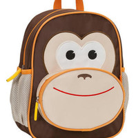 Rockland Monkey Kids Backpack School Bag Children Boys Girls Cute Animal Zoo