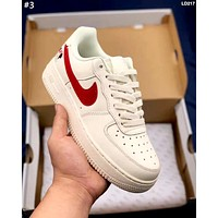 NIKE AIR FORCE 1 tide brand men's and women's wild casual low-top shoes #3