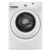 Whirlpool 4.5 cu. ft. Stackable White Front Load Washing Machine with Adapative Wash Technology, ENERGY STAR-WFW75HEFW - The Home Depot