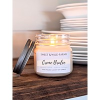 Creme Brulee Candle
