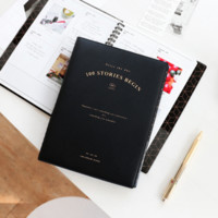 100 Stories Seize the Day Notebook