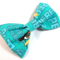 Perry the Platypus Bow