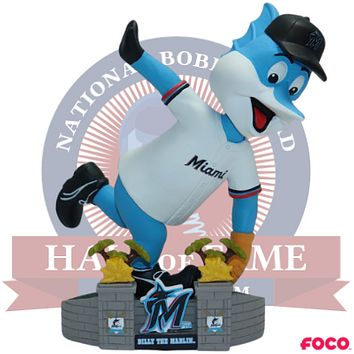 Billy the Marlin Miami Marlins Thematic Bobblehead