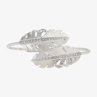Feather Spring-Hinged Cuff