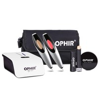 OPHIR Airbrush Makeup System Air Foundation Blush Sprayer Cosmetic Airbrushing Set OP-MK004W