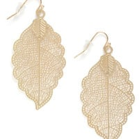 I Be-Leaf So Earrings