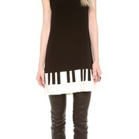 Cheap and Chic Piano Dress