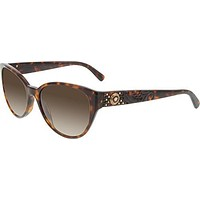 Versace Women's Gradient Non-Polarized Sunglasses 58