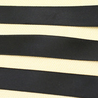 16mm Satin Ribbon - Double Sided - Black - 91m - Hair Accessories, Cakes, Bouquets, Jewellery, Costume, Hats!