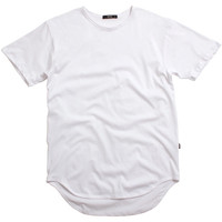 Long T-Shirt White