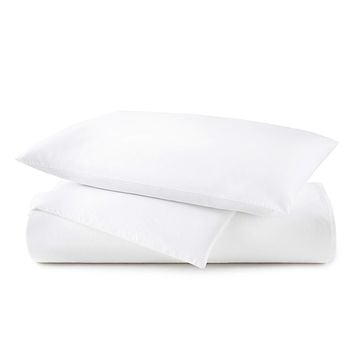 40 Winks White Bedding by Peacock Alley